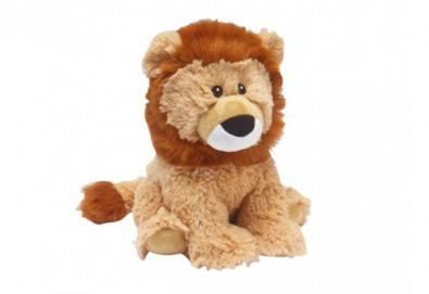 Плюшен нагряващ се Лъв от Warmies - Снимка