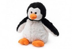 Плюшен нагряващ се Пингвин Cozy Plush Pengiun Warmies - Снимка