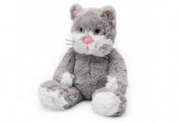 Плюшенa нагряващa се Котка Cozy Plush Cat от Warmies - Снимка