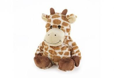 Плюшено нагряващo се Жирафче Cozy Plush Giraffe от Intelex - Снимка