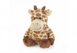 Плюшено нагряващо се Жирафче Cozy Plush Giraffe от Intelex