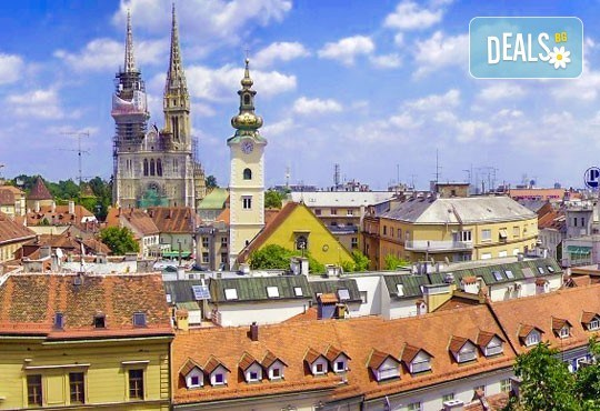 Екскурзия до Загреб, Верона, Венеция и възможност за шопинг в Милано: 5 дни, 3 нощувки със закуски, транспорт и екскурзовод от Комфорт Травел! - Снимка 2