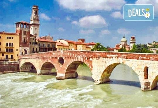 Екскурзия до Загреб, Верона, Венеция и възможност за шопинг в Милано: 5 дни, 3 нощувки със закуски, транспорт и екскурзовод от Комфорт Травел! - Снимка 3
