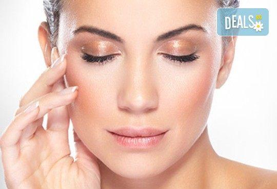 Професионална грижа за красива кожа с подмладяваща терапия за лице в студио за красота Galina - Снимка 2