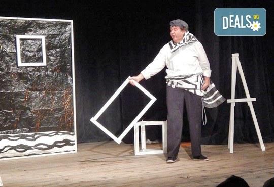 """Елате да се посмеем с моноспектакъла """"Аман от магарета"""" по разкази на Чудомир, на 08.12. от 20ч, в Театър Сълза и Смях, камерна сцена - Снимка 1"""