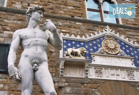 Самолетна екскурзия до Флоренция в период по избор! 4 нощувки със закуски, билет, летищни такси и трансфери! - Снимка 3