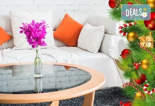 Весел празник с чист дом на специална цена! Само сега - голяма отстъпка за почистване на жилище до 90 кв.м ! - Снимка 1