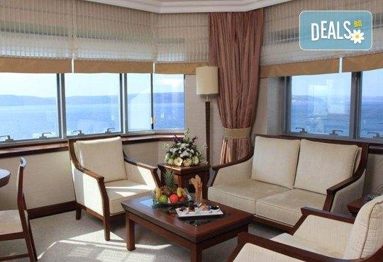 Посрещнете Нова година в лукс и изисканата обстановка на Hotel Kolin 5*, Чанаккал, Турция: 3 нощувки, 3 закуски, 2 вечери и празнична вечеря! Дете до 6 години безплатно! - Снимка 6