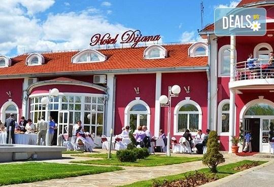 Посрещнете сръбската Нова година в Пирот през януари! 1 нощувка със закуска и празнична вечеря в хотел Dijana 3*, транспорт - Снимка 1