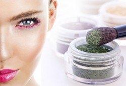 Професионален грим - дневен, вечерен или опушен с най-висок клас козметични продукти на Kroyalan в RalNails - Снимка