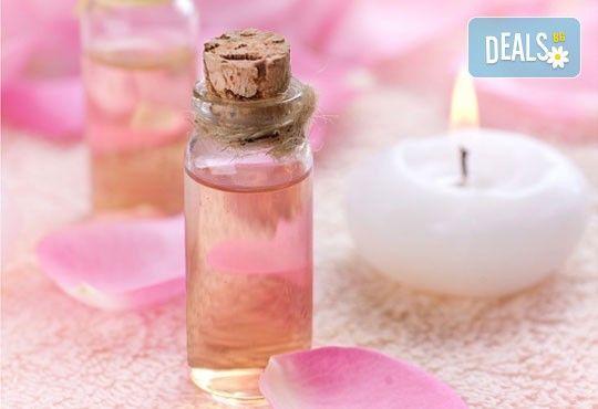 Подарете на любим човек! Релакс масаж на цяло тяло с етерично розово масло в Студио за масажи Кинези плюс! - Снимка 2