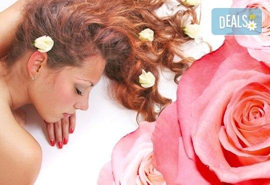 Подарете на любим човек! Релакс масаж на цяло тяло с етерично розово масло в Студио за масажи Кинези плюс! - Снимка 1