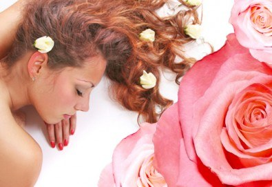 Подарете на любим човек! Релаксиращ масаж на цяло тяло с етерично розово масло в Студио за масажи Кинези плюс! - Снимка