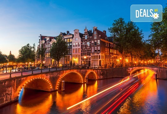 Самолетна екскурзия до Амстердам от ноември до март! 3 нощувки в хотел 2* или 3*, самолетен билет с включени летищни такси и ръчен багаж!! - Снимка 5