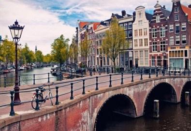 Самолетна екскурзия до Амстердам от ноември до март! 3 нощувки в хотел 2* или 3*, самолетен билет с включени летищни такси и ръчен багаж!! - Снимка