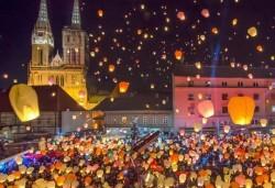 Нова Година в Загреб, Хърватия: 3 нощувки с 3 закуски и 2 вечери в Puntijar 4*, транспорт