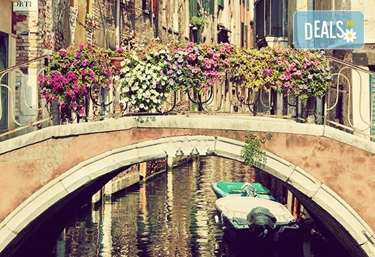 На Свети Валентин във Венеция, Италия! 2 нощувки със закуски в хотел 2/3*, транспорт и богата програма - Снимка 3