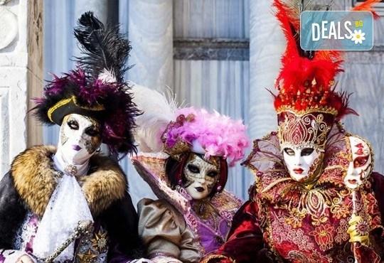 Посетете карнавала във Венеция през февруари! 2 нощувки със закуски в хотел 2/3*, транспорт и богата програма - Снимка 2