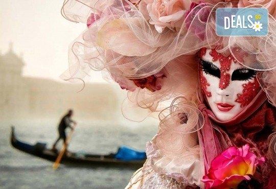 Посетете карнавала във Венеция през февруари! 2 нощувки със закуски в хотел 2/3*, транспорт и богата програма - Снимка 1