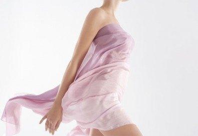 За гладка като коприна кожа! IPL+RF фотоепилация за жени на цяло тяло в салон за красота Beauty Angel в Лозенец!