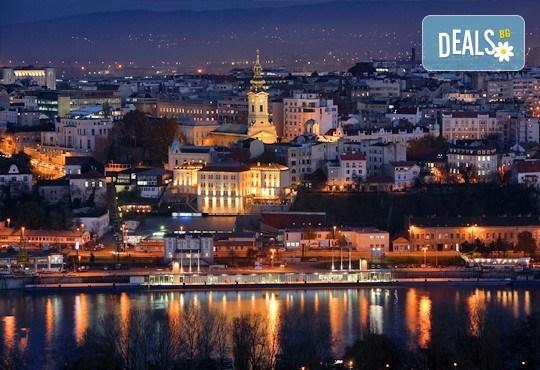 Нова Година 2017 в Белград! 3 нощувки с 3 закуски и 1 вечеря в хотел-кораб Компас Ривър Сити 3*+, транспорт и програма - Снимка 2