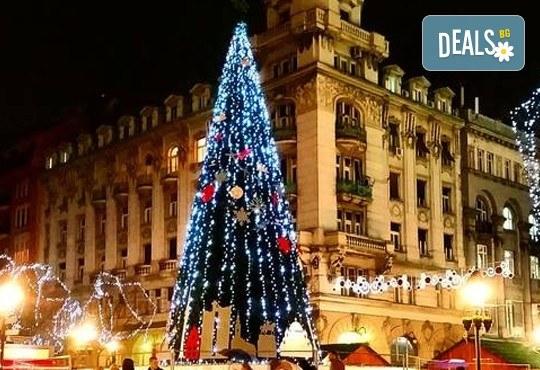 Нова Година 2017 в Белград! 3 нощувки с 3 закуски и 1 вечеря в хотел-кораб Компас Ривър Сити 3*+, транспорт и програма - Снимка 1