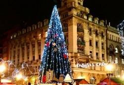 Нова Година в Белград: 3 нощувки, 3 закуски и 1 вечеря на Компас Ривър Сити и транспорт