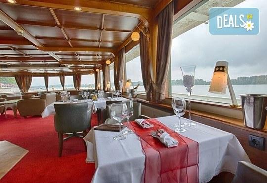 Нова Година 2017 в Белград! 3 нощувки с 3 закуски и 1 вечеря в хотел-кораб Компас Ривър Сити 3*+, транспорт и програма - Снимка 6
