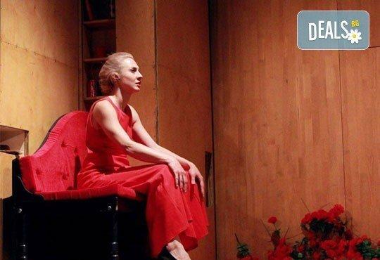 Пиеса за любовта и живота! Гледайте ''Лив Щайн'' в МГТ ''Зад канала'' на 3-ти декември (събота) - Снимка 3