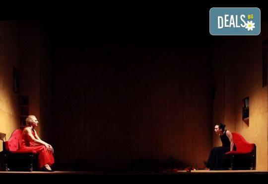 Пиеса за любовта и живота! Гледайте ''Лив Щайн'' в МГТ ''Зад канала'' на 3-ти декември (събота) - Снимка 5