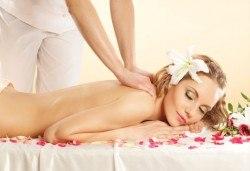 Лечебно-възстановителен масаж на цяло тяло за един или двама в Beauty Zone