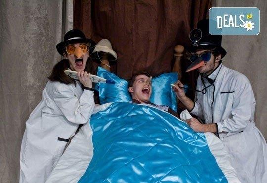 Каним Ви на театър с децата! Гледайте Пинокио в Младежки театър, Голяма сцена на 11.12., неделя, от 11:00 ч., един билет - Снимка 7