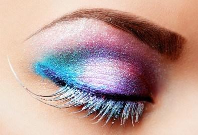 Красиви и естествени вежди с траен ефект - технология 3D микроблейдинг, чрез метода косъм по косъм в Работилничка за красота - Снимка