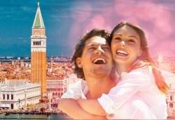 Във Венеция за Свети Валентин: 4 нощувки със закуски, хотел 2*, самолетен билет