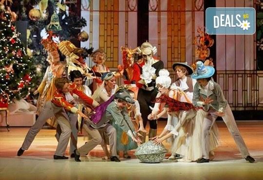 Заповядайте на Лешникотрошачката - балет-приказка в 2 действия с посрещане на Дядо Коледа и раздаване на подаръци, на 21.12. от 19 ч. в Държавна опера Варна - Снимка 1