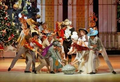 Заповядайте на Лешникотрошачката - балет-приказка в 2 действия с посрещане на Дядо Коледа и раздаване на подаръци, на 21.12. от 19 ч. в Държавна опера Варна - Снимка