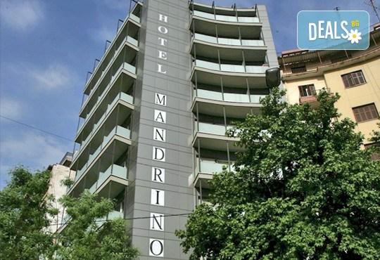 Предколедна екскурзия в Солун с Дениз Травел! 1 нощувка със закуска в хотел Mandrino 3*, транспорт и шопинг в Mediterranean Cosmos - Снимка 2