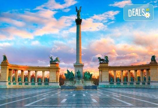 Самолетна екскурзия до Будапеща в период по избор! 3 нощувки със закуски в хотел 3*, билет, летищни такси и трансфери! - Снимка 3