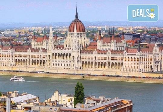 Самолетна екскурзия до Будапеща в период по избор! 3 нощувки със закуски в хотел 3*, билет, летищни такси и трансфери! - Снимка 1