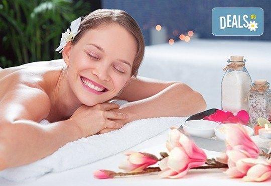 Отпуснете се с 60-минутен антистрес масаж на цяло тяло с арома масла в Luxury Wellness&Spa! - Снимка 1