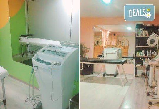 Антицелулитна ароматерапия с портокал и Dermosonic на три зони по избор на клиента в център ''Daerofit''! - Снимка 3