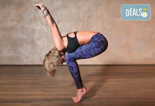 Ум и тяло в едно! Направете своето посещение на Виняса Йога в Daerofit Aerobic and Dance Centre! - Снимка 1