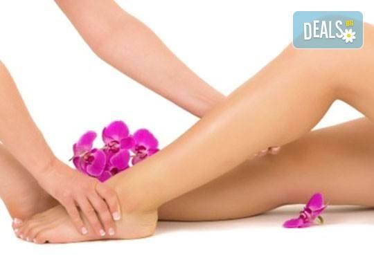 70-минутен лечебен масаж на цяло тяло плюс мио-фасциален стречинг или рефлексотерапия на ходила в холистичен център Physio Point! - Снимка 1