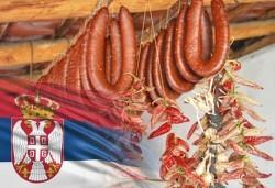 Кулинарно изложение на пеглената колбасица в Пирот през януари с транспорт и екскурзовод от Глобул Турс! - Снимка