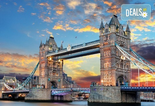 Самолетна екскурзия до Лондон в период по избор със Z Tour! 3 нощувки със закуски в хотел 2*, билет, летищни такси и трансфери! - Снимка 2