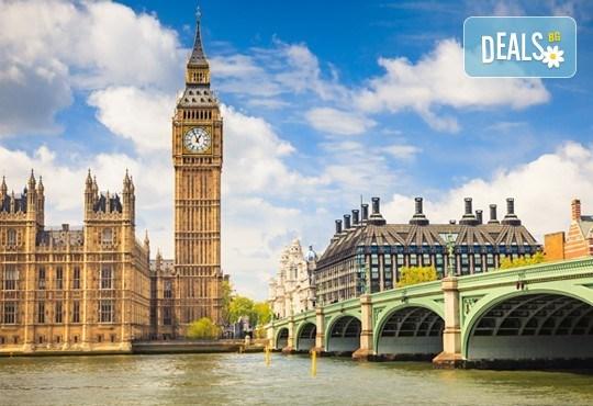 Самолетна екскурзия до Лондон в период по избор със Z Tour! 3 нощувки със закуски в хотел 2*, билет, летищни такси и трансфери! - Снимка 6