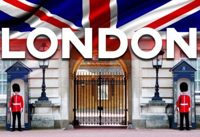 Самолетна екскурзия до Лондон в период по избор със Z Tour! 3 нощувки със закуски в хотел 2*, билет, летищни такси и трансфери! - Снимка