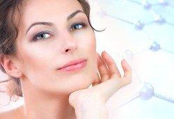 Химичен пилинг със салицилова киселина 20% на френската серия AQUATONALE, мануален масаж и маска в Студио за красота SUNCHITA! - Снимка