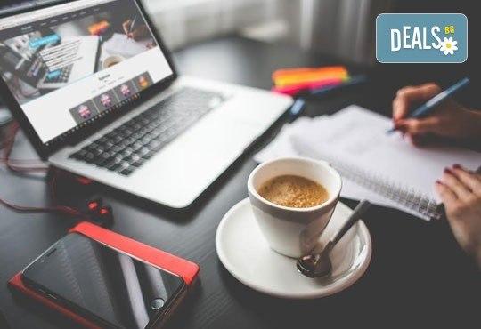 Индивидуален 3 или 6 месечен онлайн курс по английски за ниво А1, А2 или А1 + А2, от онлайн езикови курсове Sharpender - Снимка 2