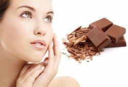 Удоволствие и грижа против стареене за кожата Ви с подхранваща шоколадова терапия в студио за красота Jessica - Снимка